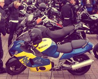 MotorcyclesMoreLikelytoGetInvolvedinAccidentsthanCars