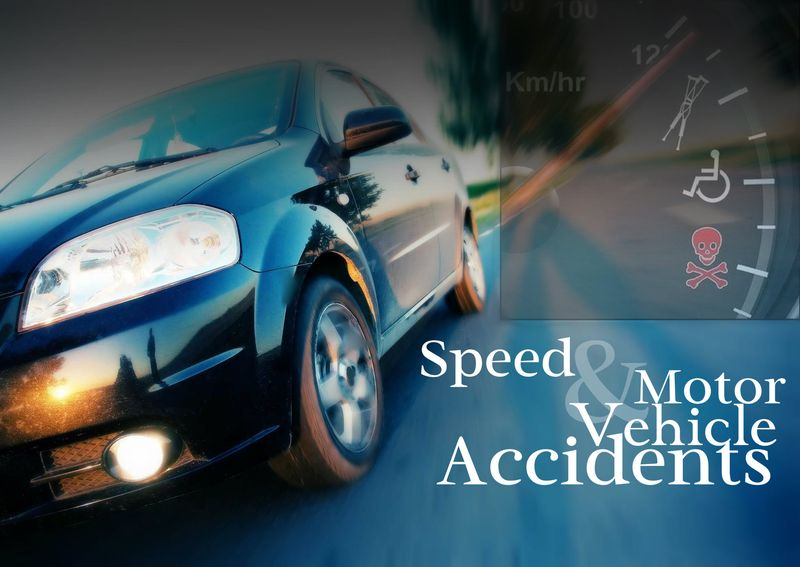 Speed and Motor Vehicle Accidents The Relation Between the Two