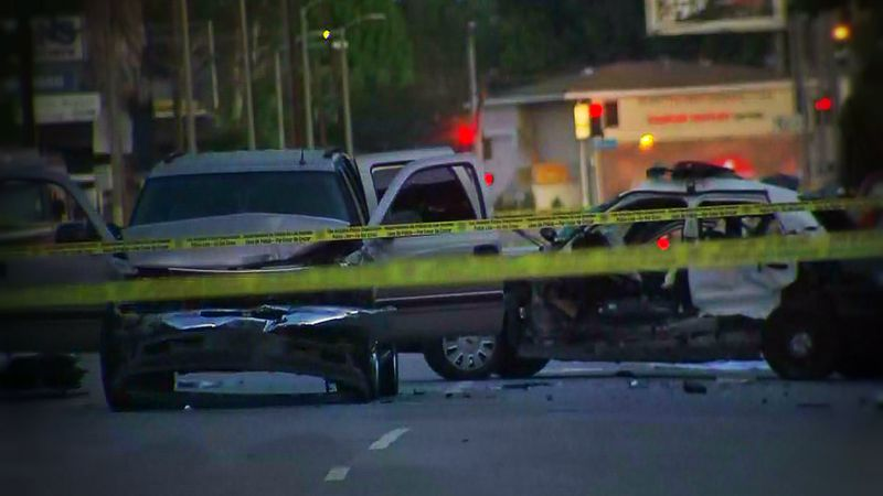 Another Hit-and-run Accident Kills an Officer, Injures Another