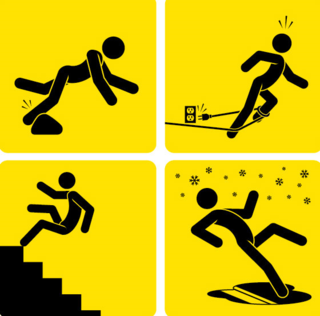 Fall Hazards in the Workplace and How They Can Be Reduced